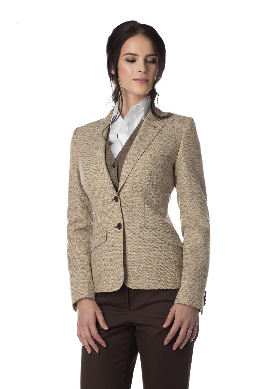 www.richardfox.co Ladies Tweed Jacket
