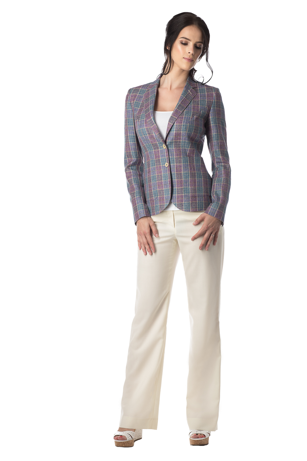 www.richardfox.co Ladies sport coat outfit
