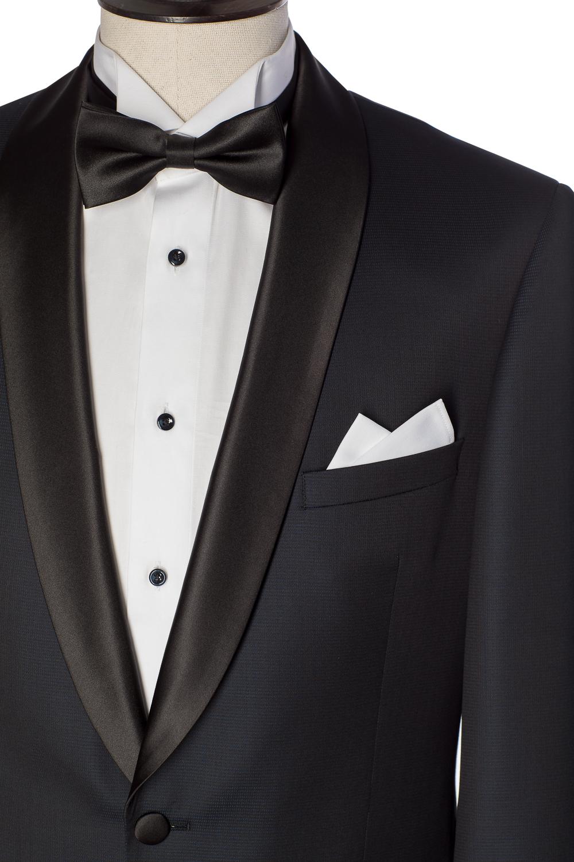 www.richardfox.co Midnight Blue Tuxedo with Shawl collar
