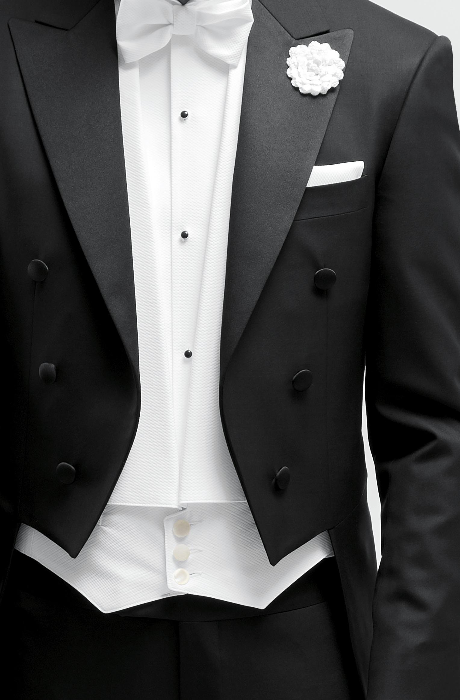 "www.richardfox.co Custom Made ""White Tie"""