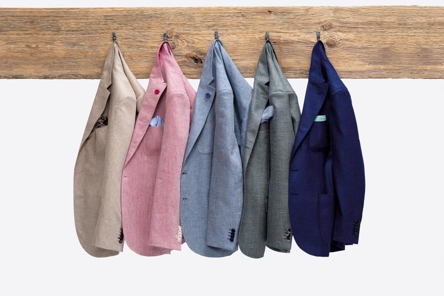 www.richardfoxcc.com Custom made blazers